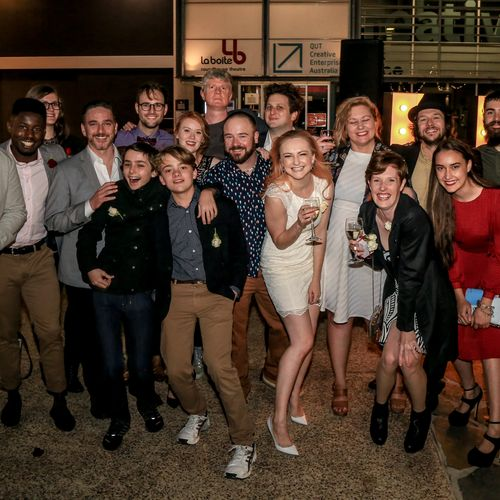 Opening Night Event, cast and creatives