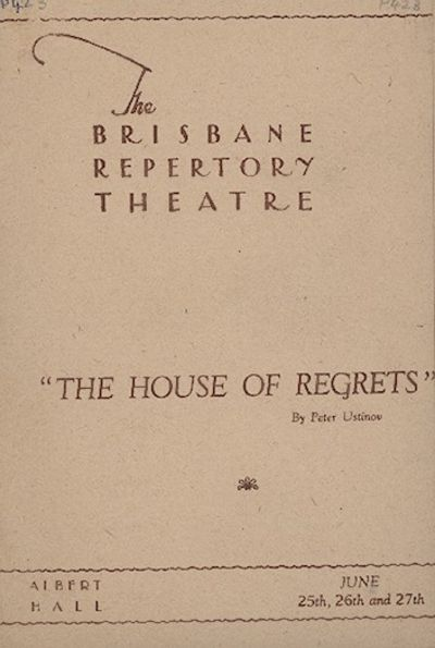 The House of Regrets