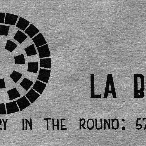 The historic La Boite symbol appears for the first time in 1967.