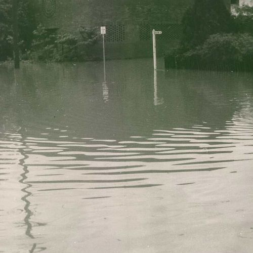 The 1974 flood!