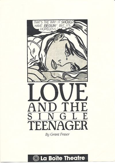 Love and the Single Teenager