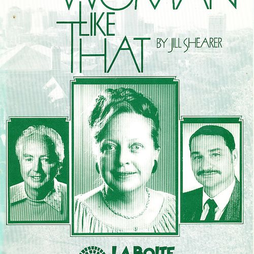 1986 program - by the early 1980s the French spelling of La Boite had disappeared.