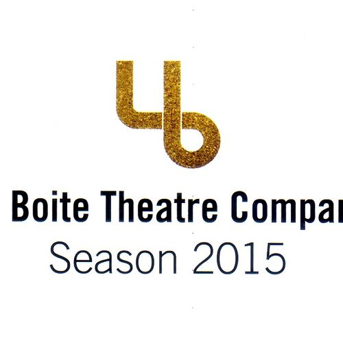 La Boite's symbol in 2015, an intertwined L and B.
