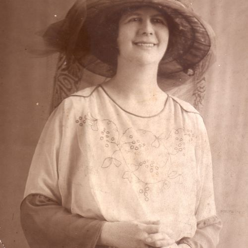 Miss Barbara Sisley, Brisbane Repertory Theatre Society Co-founder and its Senior Producer 1925-1945