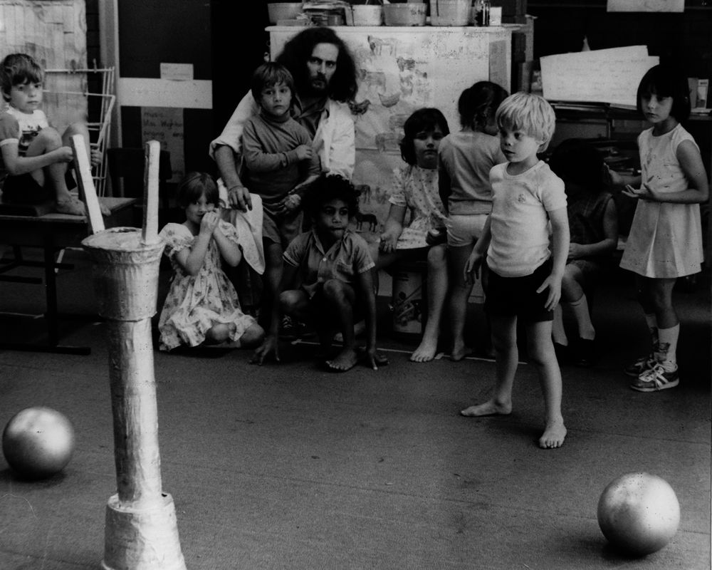 The Early Childhood Drama Project (ECDP)  1975 to 1982
