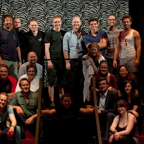 Cast, crew & creatives