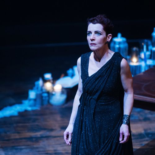 Christen O'Leary as Medea
