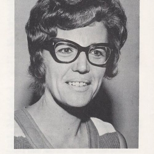 Jennifer Blocksidge, 1972