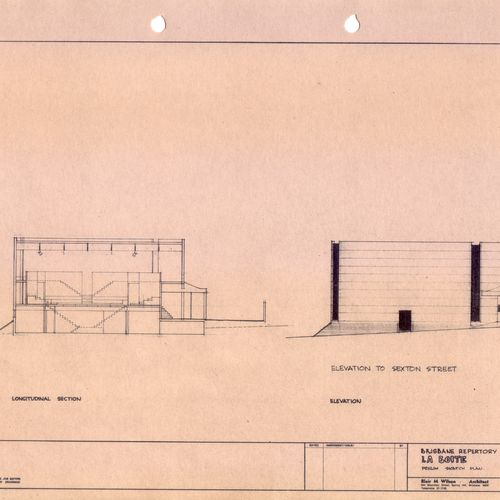 Blair Wilson Prelimenary Sketch Plans