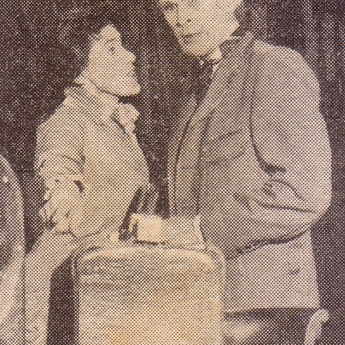 Barbara Wheelton & Ray Dunlop